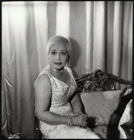 Gilda Dahlberg, by Ida Kar, late 1950s - NPG x134681 - © National Portrait Gallery, London