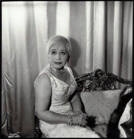Gilda Dahlberg, by Ida Kar, late 1950s - NPG x134681 - © National Portrait Gallery, London