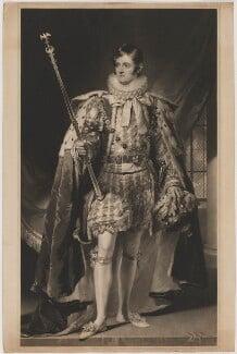 John Henry Manners, 5th Duke of Rutland, by John Lucas, after  George Sanders (Saunders), published 1839 - NPG D39958 - © National Portrait Gallery, London