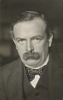 David Lloyd George, by E.O. Hoppé - NPG P1392