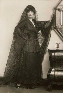 Hazel Lavery, by E.O. Hoppé - NPG P1394
