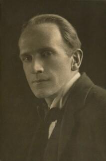 A.A. Milne, by E.O. Hoppé - NPG P1396