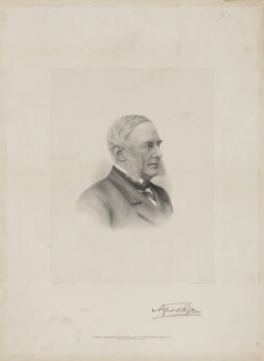 Sir Alfred Phillips Ryder, by Charles William Walton, published by  C.W. Walton & Co - NPG D39963