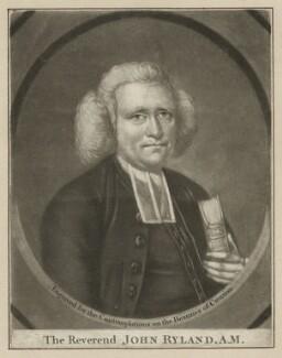 John Collett Ryland, after John Russell - NPG D39964