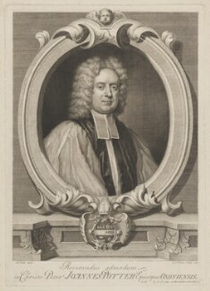 John Potter, by and sold by George Vertue, after  Michael Dahl - NPG D40391
