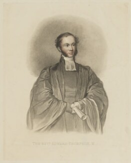 Edward Thompson, after Unknown artist - NPG D40422