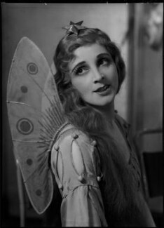 Marjorie Eyre (née Eyre-Parker) as Iolanthe in 'Iolanthe', by Bassano Ltd, 27 June 1938 - NPG x154879 - © National Portrait Gallery, London