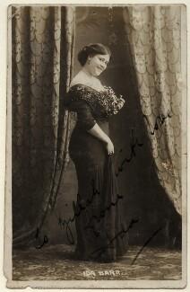 Ida Barr (Maud Barlow), by Relph & Co - NPG Ax160062