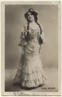 Daisy Jerome, published by Ralph Dunn & Co - NPG Ax160075