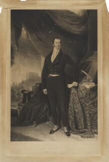 Edmond Wodehouse, by Henry Edward Dawe, printed by  Chatfield & Co, after and published by  Samuel Lane, and published by  Jeremiah Freeman - NPG D40452