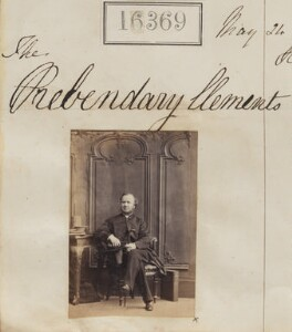 Jacob Clements, by Camille Silvy - NPG Ax64283