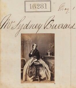 Geraldine Augusta Smyth-Pigott (née Richardson), by Camille Silvy - NPG Ax64197