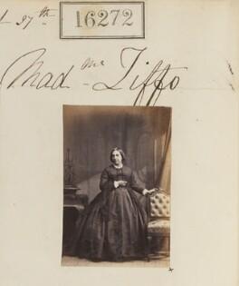 Despina Ziffo (née Capari), by Camille Silvy - NPG Ax64189