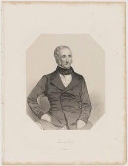 Sir Edward Sabine, by Thomas Herbert Maguire, printed by  M & N Hanhart, 1851 - NPG D39978 - © National Portrait Gallery, London