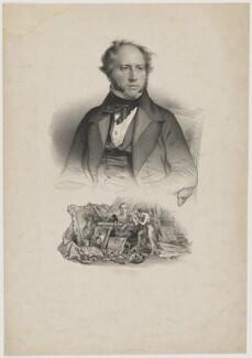 John Sainsbury, by Antoine Maurin, or by  Nicolas Eustache Maurin, printed by  François Séraphin Delpech - NPG D39979