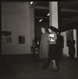 Henry Moore; Ida Kar, by Ida Kar - NPG x134703