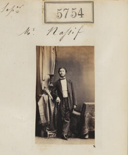 Michael Nassif, by Camille Silvy - NPG Ax55708
