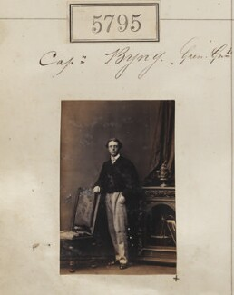 Alfred Molyneux Cranmer-Byng, by Camille Silvy - NPG Ax55749