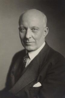 (Edward) Hugh John Neale Dalton, Baron Dalton, by Walter Stoneman - NPG x166970