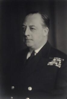 Sir Charles Saumarez Daniel, by Walter Stoneman - NPG x166978