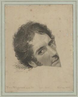 Thomas Charles Wageman, by Thomas Charles Wageman - NPG D38596