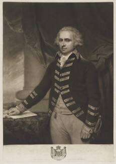 Alleyne Fitzherbert, Baron St Helens, by and published by William Ward, after  John Westbrooke Chandler - NPG D40006