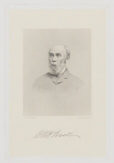 possibly Walter Rice Howell Powell, by Joseph Brown, after  Fradelle - NPG D40460