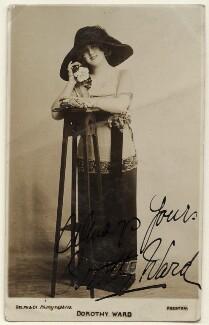 Dorothy Ward, by Relph & Co - NPG Ax160096