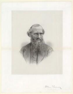 William Thomson, Baron Kelvin, probably after John Fergus, 1870s - NPG D40446 - © National Portrait Gallery, London
