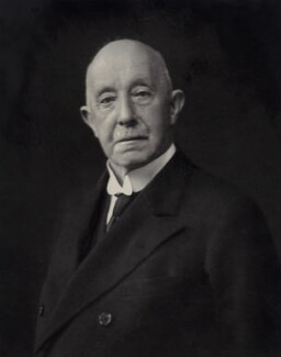 William Heneage Legge, 6th Earl of Dartmouth, by Walter Stoneman - NPG x166996