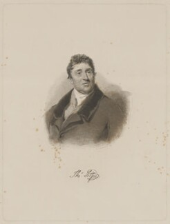 Thomas Telford, by William Camden Edwards, after  Samuel Lane - NPG D40502
