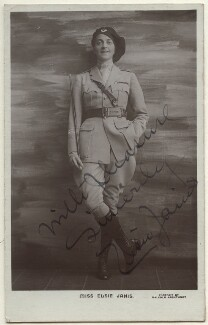 Elsie Janis in 'Hullo, America', by Malcolm Arbuthnot - NPG Ax160124