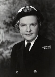 Dame Jean Lancaster (née Davies), by Walter Bird - NPG x167032