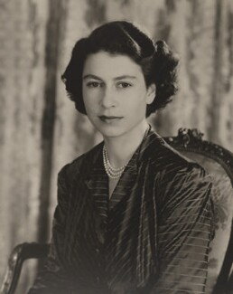 Queen Elizabeth II, by Baron Studios - NPG P1418