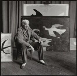 Georges Braque, by Ida Kar - NPG x134707