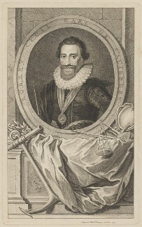 Robert Cecil, 1st Earl of Salisbury, published by John & Paul Knapton - NPG D40026