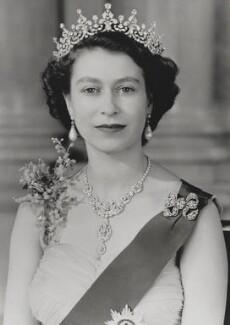 Queen Elizabeth II, by Baron Studios - NPG P1443