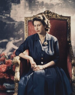 Queen Elizabeth II, by Cecil Beaton - NPG P1452