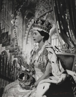 Queen Elizabeth II, by Cecil Beaton - NPG P1455
