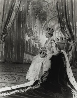 Queen Elizabeth II, by Cecil Beaton - NPG P1457