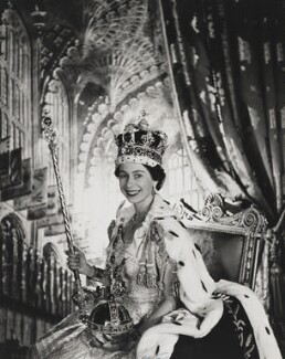 Queen Elizabeth II, by Cecil Beaton - NPG P1459