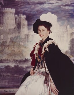 Queen Elizabeth II, by Cecil Beaton - NPG P1461