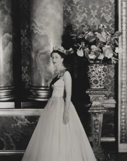 Queen Elizabeth II, by Cecil Beaton - NPG P1462