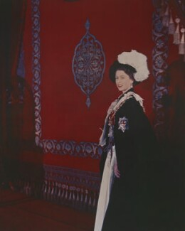 Queen Elizabeth II, by Cecil Beaton - NPG P1463