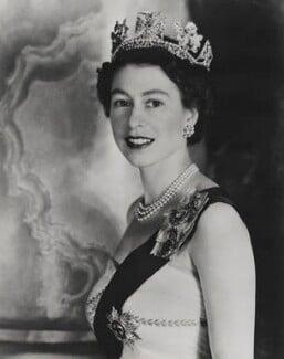 Queen Elizabeth II, by Cecil Beaton - NPG P1464