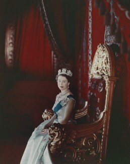 Queen Elizabeth II, by Cecil Beaton - NPG P1465