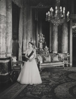 Queen Elizabeth II, by Cecil Beaton - NPG P1466