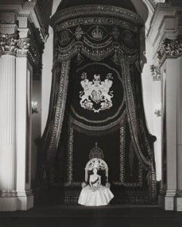 Queen Elizabeth II, by Cecil Beaton - NPG P1470