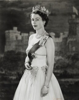 Queen Elizabeth II, by Cecil Beaton - NPG P1472