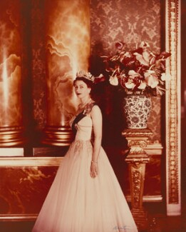 Queen Elizabeth II, by Cecil Beaton - NPG P1473